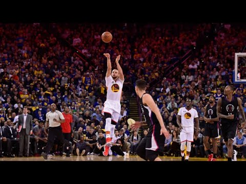 Stephen Curry Half Court Shot Compilation