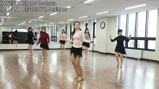 ABC Bachata Line Dance - Carine MISIAK(Beginner)