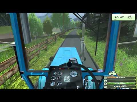 Ls2013 Wildbachtal V2 15 Mt3 80 Mod Traktor Gameplay