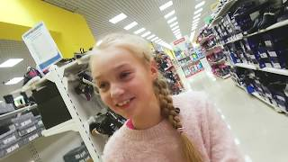 Влог! Шопинг и покупки одежды в ТРЦ. Отдых с ребенком? / Shopping vlog from Unika