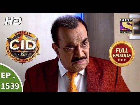 CID - Ep 1539 - Full Episode - 29th  September, 2018