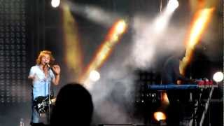 preview picture of video 'LIGABUE - A.A.A. QUALCUNO CERCASI - LIVE CIVIDALE DEL FRIULI 07/07/2012'