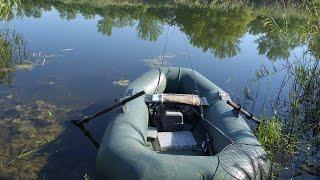 Эксплуатация резиновых лодок на воде