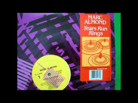 "MARC ALMOND - ""tears run rings ""   - 1988"