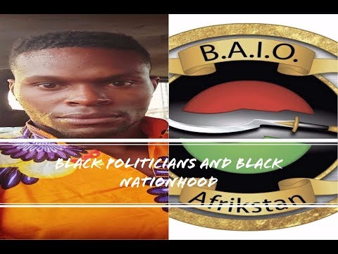 Why Are Black Politicians Afraid To Discuss Black Nationhood? w/ Kala Genesis