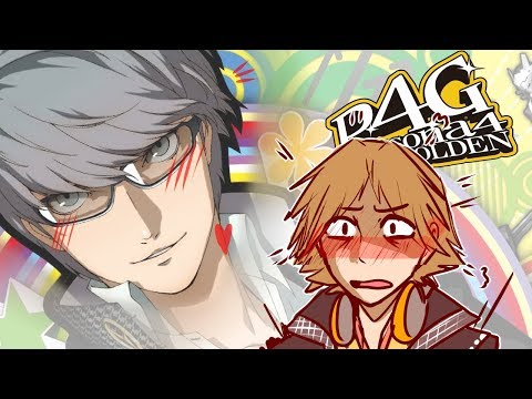 PERSONA 4 GOLDEN: How NOT To Be Straight
