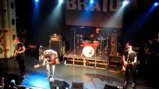 Braid - Circus of the Stars.   Reunion Show