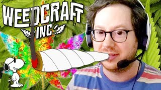 I Sell Drugs Now! Weedcraft Inc Gameplay!