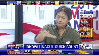 Dialog: Jokowi Unggul Quick Count # 2