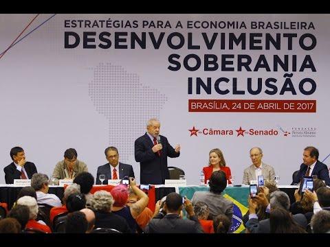 """Seminário """"Estratégias para a Economia Brasileira""""   Mesa 03"""