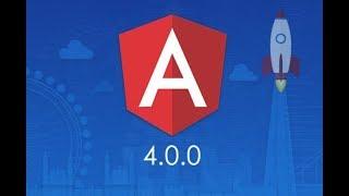 Angular 4 Lesson 7 ngFor Loop Through an Object Array