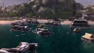 VideoImage1 Tropico 5 – Waterborne Erweiterung