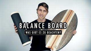 Bredder Balance Board  - Das macht unser Board + Rolle so einzigartig