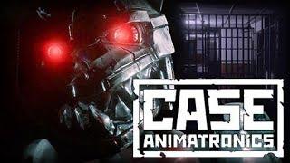 Шоу аниматроников игра case animatronics