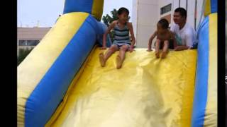 Yantai Orphan Summer Camp Week #4 Video