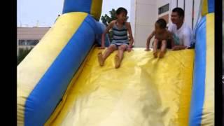 Yantai Orphan Summer Camp Week #4 Video