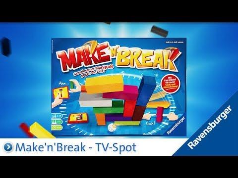Spieletrailer Make 'n' Break Extreme - Vorschaubild