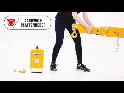 Aardwolf Plattengreifer 30