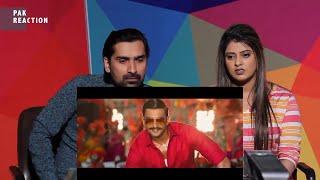Pak Reaction To | Simmba | Official Trailer | Ranveer Singh, Sara Ali Khan, Sonu Sood | Rohit Shetty