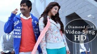Daimond Girl video Song HD - Baadshah Movie video songs - NTR, Kajal Aggarwal