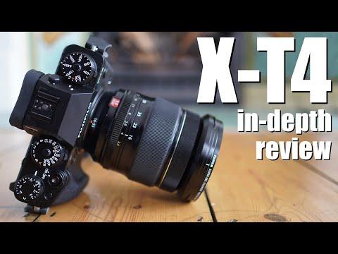 External Review Video XSes-8deF2w for Fujifilm X-T4 APS-C Camera