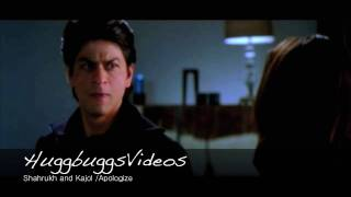 shahrukh and kajol apologize HD
