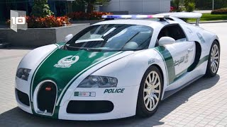 10 Most Amazing Police Vehicles in the World