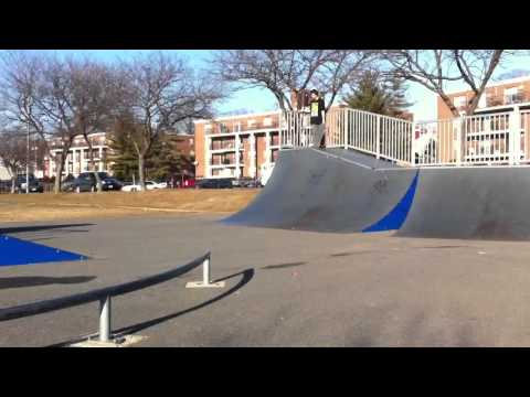 Winthrop skatepark clip