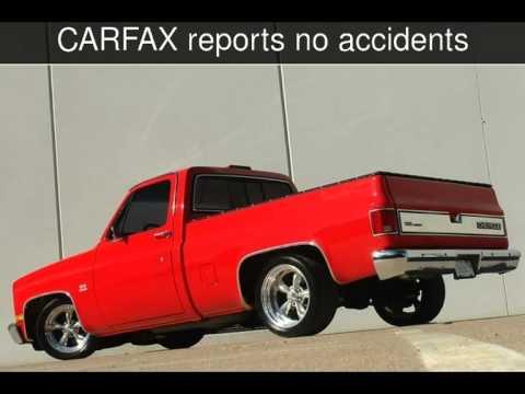 1984 Chevrolet Pickup Used Cars   Plano,Texas   2014 12 01. Lone Star Cars