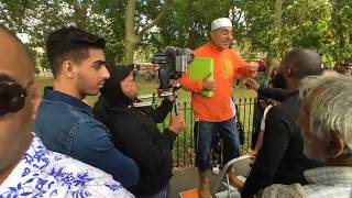 Speakers Corner Live Stream 2 - 19 Aug 2018