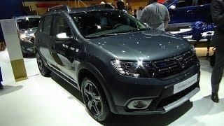 2017 Dacia Sandero Laureate - Exterior and Interior - Paris Auto ...