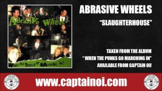 Abrasive Wheels - Slaughterhouse