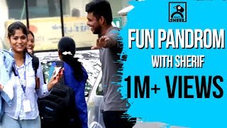 Asking for Girls Phone Numbers | Fun Pandrom With Sherif | FP#4 | Smile Mixture