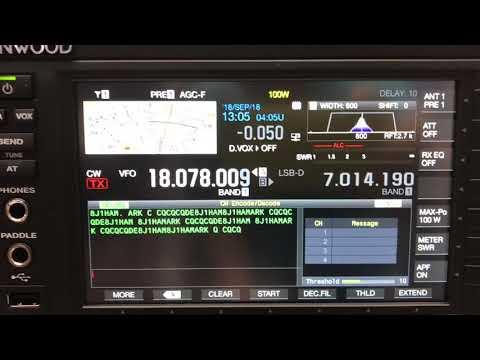 TS890 Auto Scroll Mode - смотреть онлайн на Hah Life