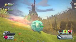 PvZ: Garden Warfare 2 | Out of The Map Glitch