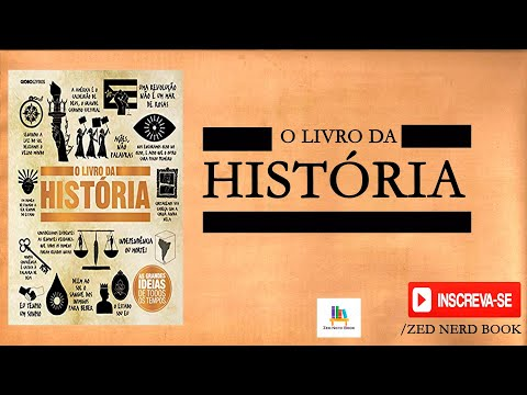 O Livro da História- As Grandes Ideias de Todos os Tempos #História