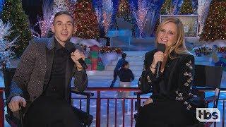I.C.E. on Ice with Adam Rippon and Jason Jones   Christmas on I.C.E. Part 6   TBS