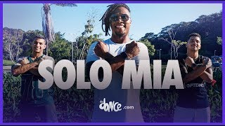 Solo Mia - Cali Y El Dandee, Greeicy, Jhay Cortez | FitDance Life (Coreografía Oficial)