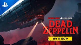 PlayStation  Zombie Army 4: Dead War – Dead Zeppelin   PS4 anuncio