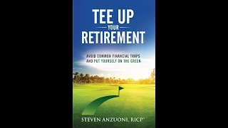 New Bestseller: Tee Up Your Retirement by Steve Anzuoni