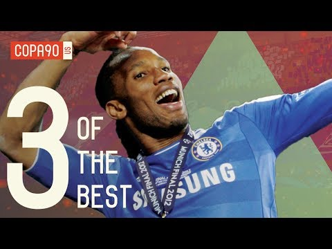 Didier Drogba, Chelsea Found Their Championship Form Together | 3 Of The Best