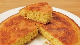 Stove Top Cornbread (No Oven Needed.)