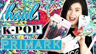 HAUL K-Pop PRIMARK: Novedades De Maquillaje Y Belleza K-Beauty Low Cost