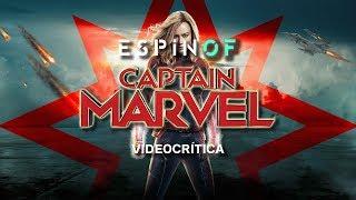 Crítica 'CAPITANA MARVEL' | Opinión