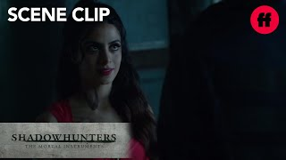 Shadowhunters | Season 1, Episode 3: Alex & Izzy Teamwork