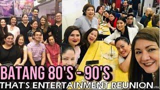 That's Entertainment REUNION 2019 with Mayor Isko Moreno