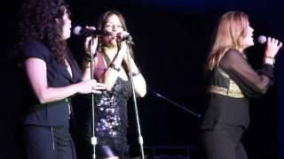 """Exposé """"In Walked Love"""" LIVE in New York 2011 Diane Warren"""