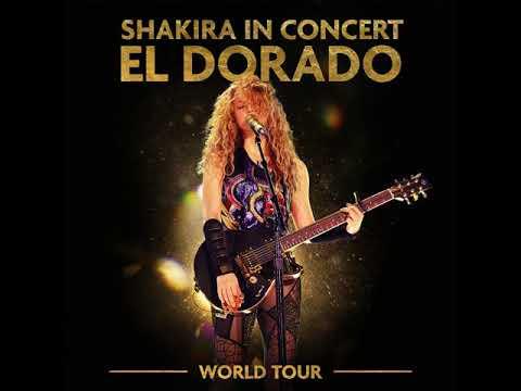 Shakira - La La La (Brasil 2014)  Waka Waka (This Time for Africa) Medley (El Dorado World Tour Live
