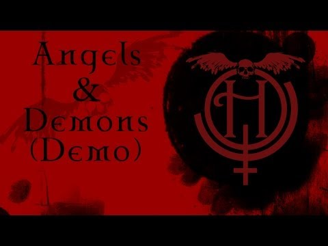 Orion Hellraiser - Angels & Demons (Instrumental - Demo)