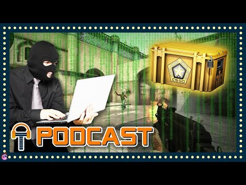 TripleJump Podcast #39: Counter-Strike GO: Loot Boxes A Front For Global Fraud Network?